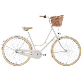 Creme Holymoly Solo City Bike Women silver
